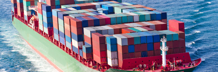 Import Export Container Deliveries