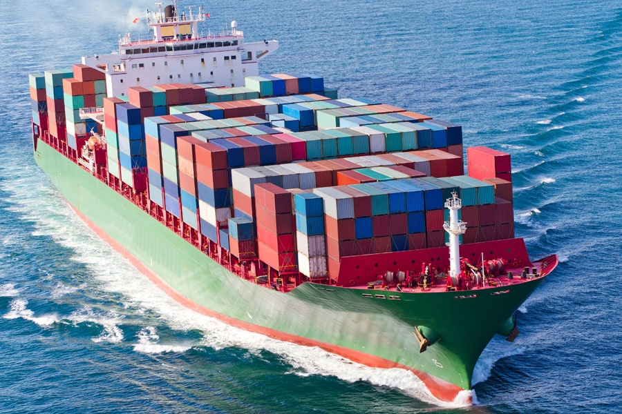 IMPORT AND EXPORT CONTAINER DELIVERIES