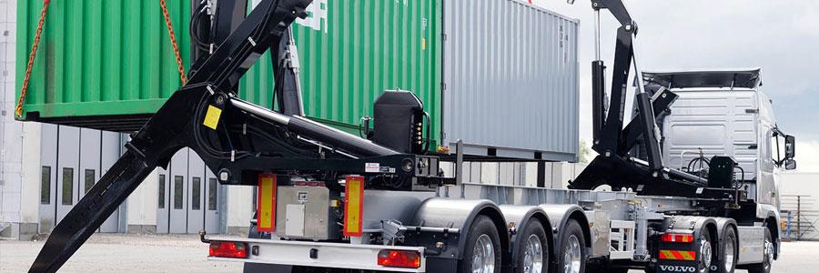 Side Loader Trucks Sydney